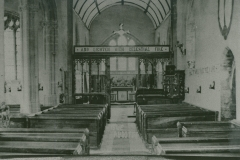 000845 Interior of Ile Abbotts Church 1904