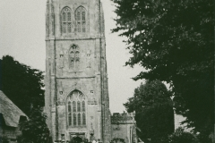000848 Rededication Service, Ile Abbotts Church 1911