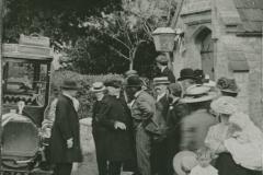 000850 Rededication Service, Ile Abbotts Church 1911