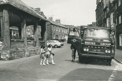 000143 Market Square with East Street in the background1969