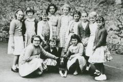 003277 Pupils of North Street School, Ilminster 1962