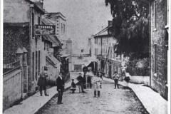 000002 Looking down North Street towards Market Square 1860