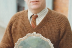 000201 Tony Dyer - Finalist BBC's Mastermind - c1970