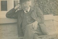 000677 Robert John William - Headmaster of Ilminster Grammer School 1891-1913 -  c1915