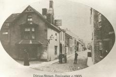 000157 Swan Hotel, Ditton Street c1905