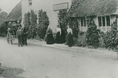 000743 The Castle Inn, Kingstone c1900