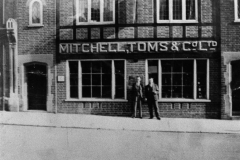 002303 The Vine restyled after being Marshalsea's hairdressers 1937