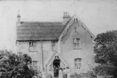 003067 The Station Masters house in Station Road, Ilminster c1900