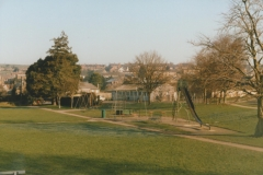 003073 Play area at the recreation ground, Ilminster 1997