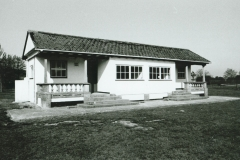 003086 Pavilion in old school field, Ilminster c1980