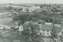 000939 View from church tower c1930