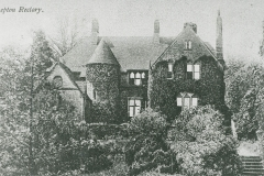 000946 Shepton Beauchmp Rectory c1900