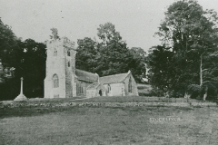 002730 St Magdalen Church c1900