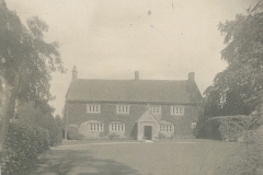 003681 The Grove, birthplace of Edgar and Donald Bancroft c1920