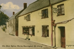 000784 Post Office stores, Seavington St Mary c1930