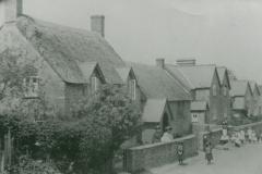 000728 Houses and street scene c1900