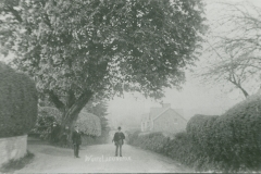 000729 Entrance to Old Rectory c1900