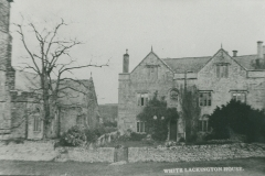 000882 Whitelackington Manor c1920