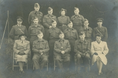 000270 Ilminster Home Guard showing Beeston and Duke 1944