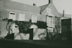 002482 Anti blast walls, North Street, Ilminster 1939