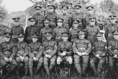 002943 Ilminster Territorials showing Humphrey Blake 1935